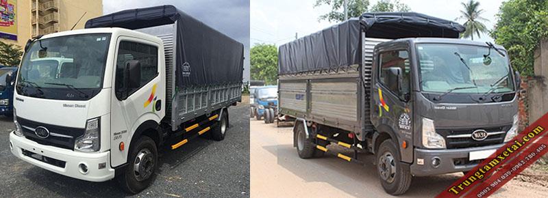 Xe tải Veam VT651 6T5 T=thùng dài 5.1m-Trungtamxetai.com