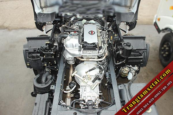 Hộp số Nissanxe tải Veam VT651-trungtamxetai.com