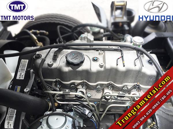 Xe tải ben TMT 2T4 HD6024D động cơ HYUNDAI đi TP
