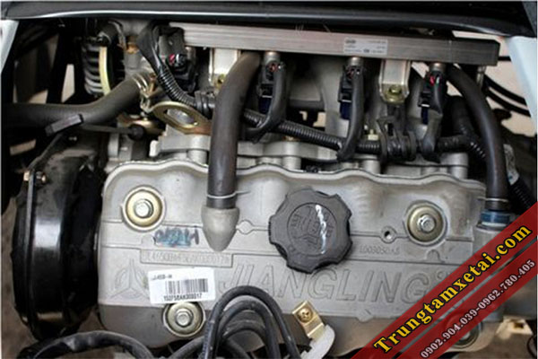 Động cơ xe ben Veam Star 640Kg changan-trungtamxetai.com