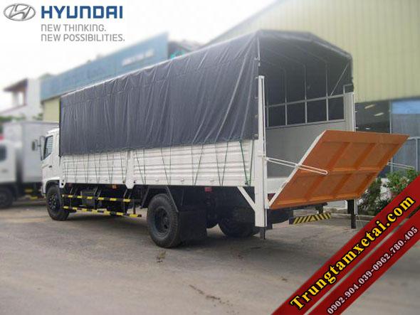 Xe tải bửng nâng Veam VT200-trungtamxetai.com