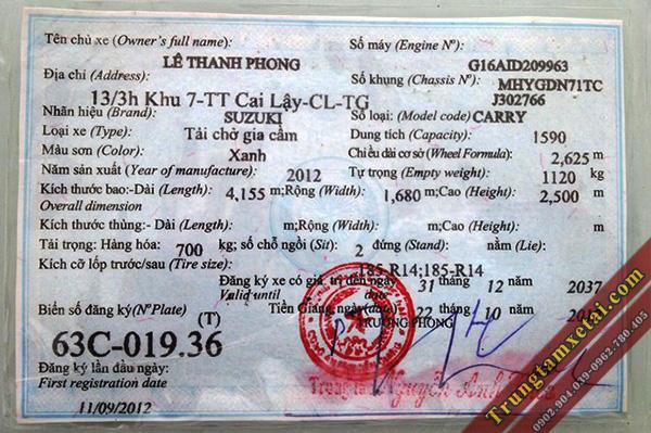 Cavet cải tạo xe tải chở gia cầm- Xe chở Gà Vịt-trungtamxetai.com