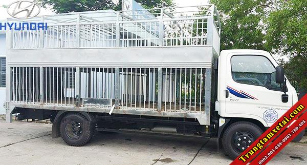 Xe chở gia súc-xe chở heo có bửng nâng-trungtamxetai.com