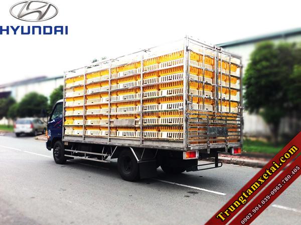 Xe chở gia cầm-xe chở Gà Vịt Hyundai-trungtamxetai.com